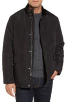 Cole Haan Men's Coat With Removable Bomber Jacket