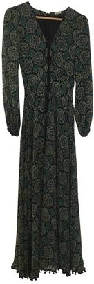 Talitha Collection Multicolour Silk Dresses