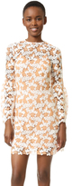 Cynthia Rowley Two Tone Lace Dress