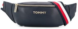 Tommy Hilfiger leather logo belt bag