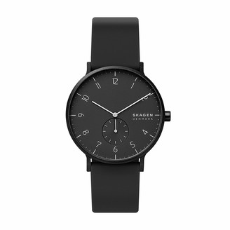 Skagen Men's Aaren Kulr Silicone Watch