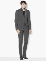 John Varvatos Austin Printed Suit