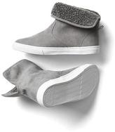 Gap Cozy foldover sneakers