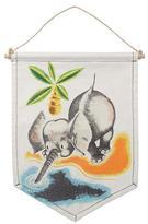 Baby Essentials Little Golden Books Banner (Saggy Baggy Elephant)
