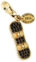 Juicy Couture Snowboard Charm - Limited Edition 2011 - Snowbored