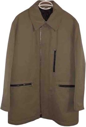 Hermes Camel Leather Jackets
