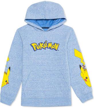 Pokemon Big Boys Pikachu Hoodie
