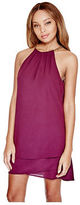 G by Guess GByGUESS Women's Farrah Halter Shift Dress