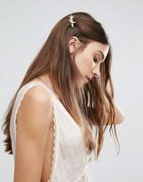 Orelia Moon & Star Hair Clip