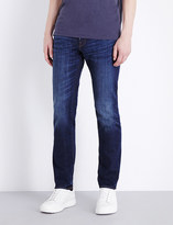 Paul Smith Antique slim-fit tapered jeans