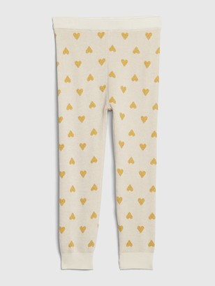 Gap Toddler Heart Sweater Leggings