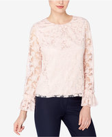 Catherine Malandrino Noni Lace Top