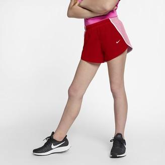 Nike Big Kids' (Girls') Running Shorts Dry