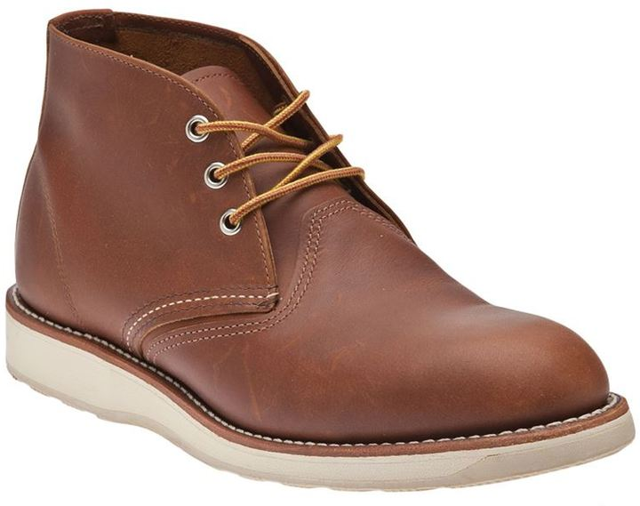 Red Wing Shoes chukka shoe