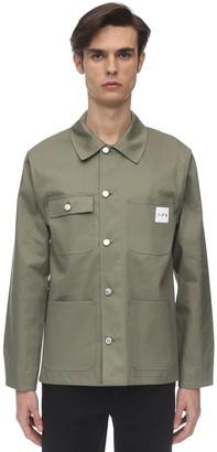 A.P.C. Carhartt Cotton Work Wear Jacket