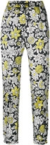 Christian Wijnants Pita trousers - women - Cupro/Viscose - 38