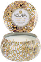 Voluspa Maison Blanc 2 Wick Candle in Tin - Prosecco Bellini