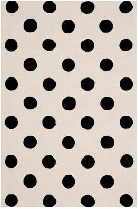 Safavieh Kids Polka Dots Hand-Tufted Rug