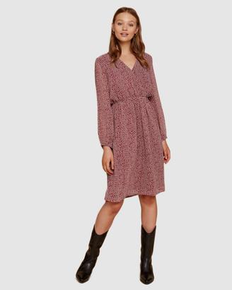Ids Jessica Midi Dress