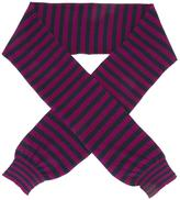 Nuur striped scarf