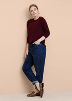 Violeta BY MANGO Buttoned Cotton Sweater