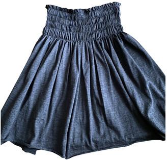 Forte Forte Grey Wool Skirts