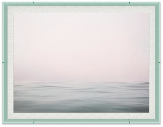 "One Kings Lane Alex Hoerner - Acrylic Seascape II Art - 7""L X 10""W"