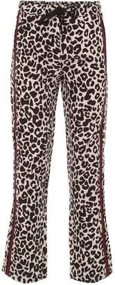 N°21 N.21 Leopard Printed Trousers