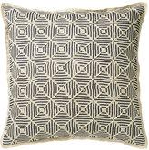 OKA Tuli Cushion Cover - Natural/Navy