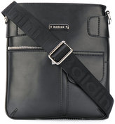 Baldinini classic messenger bag - men - Calf Leather - One Size