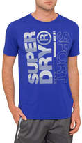 Superdry CORE TRAINING GRAPHIC TEE