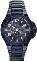 GUESS GUESS? R.GUESS CAB.PVD.AZUL ESF.AZ. Men's watches W0218G4