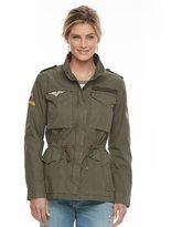 Levi's Women's Patch Military Jacket
