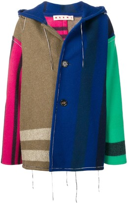Marni Patchwork Coat