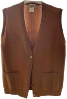 Hermã ̈S HermAs Camel Cashmere Knitwear