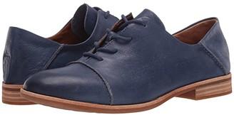 Kork-Ease Ease Tillery (Black Suede) Women's Shoes