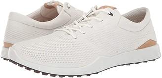 Ecco S-Lite (White) Men's Golf Shoes