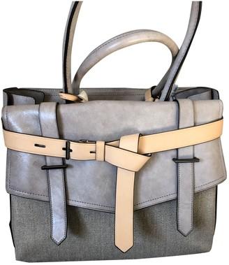 Reed Krakoff Grey Leather Handbags