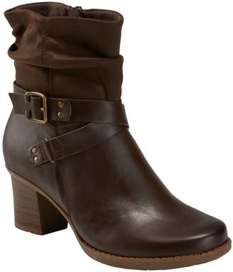 Earth Origins Wheaton Wade Women's High Heel Slouch Boots
