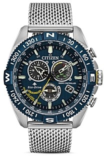 Citizen Promaster Navihawk Chronograph, 44mm