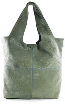 Givenchy Green Leather George V Hobo Handbag