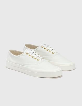 MAISON KITSUNÉ Canvas Laced Sneaker