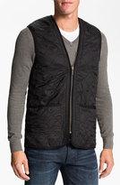 Barbour Men's 'Polarquilt' Relaxed Fit Zip-In Liner Vest