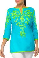 Gretchen Scott Hippie Dippy Tunic