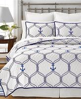 Martha Stewart Collection Hyannis Twin Quilt