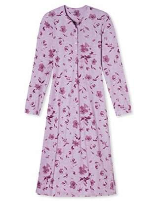 Schiesser Women's Nachthemd 1/1 Arm, 0cm Nightie,(Size: 038)