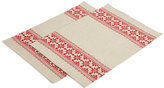Marks and Spencer Set of 2 Nordic Stitch Placemat