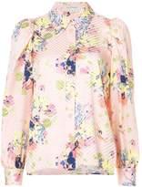 Jill Stuart Isabelli floral blouse