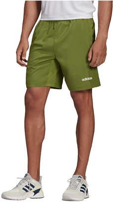 adidas Men D2M Cool Woven Shorts