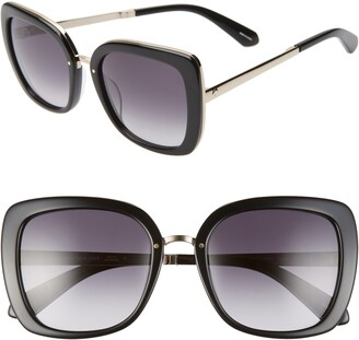 Kate Spade Kimora 54mm Gradient Sunglasses